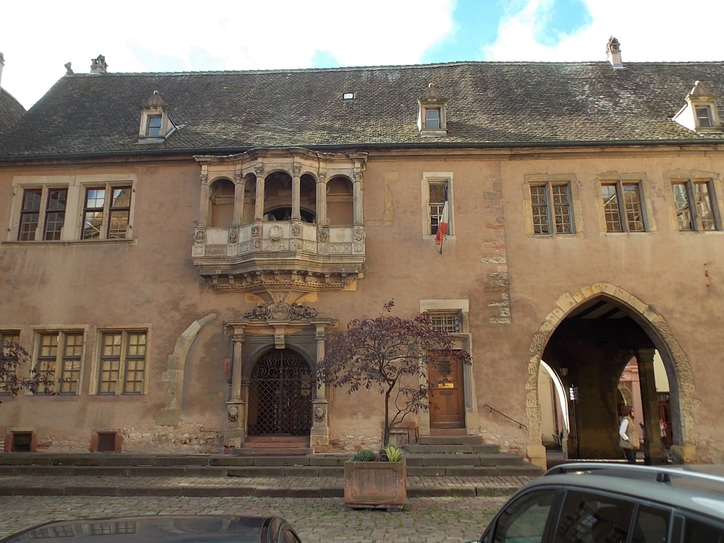 Elsass Alsace Colmar Corps de garde de Colmar