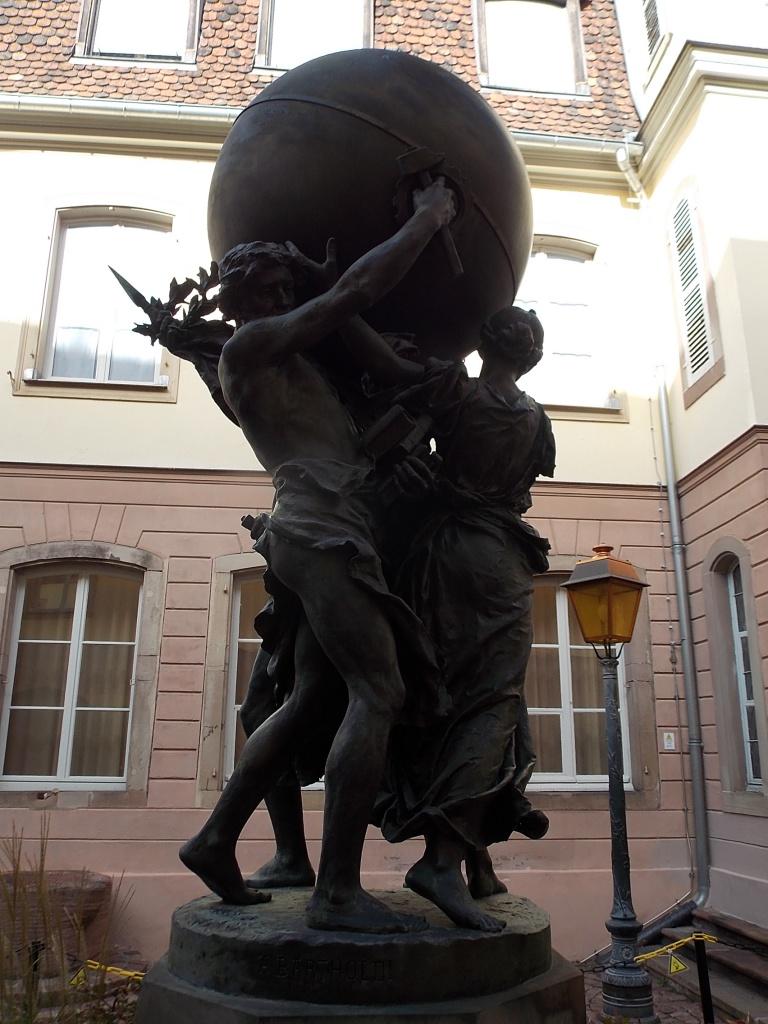 Elsass Alsace Colmar Musée Bartholdi