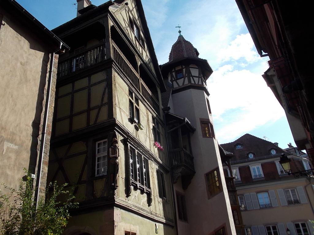 Elsass Alsace Colmar Rue des Marchands