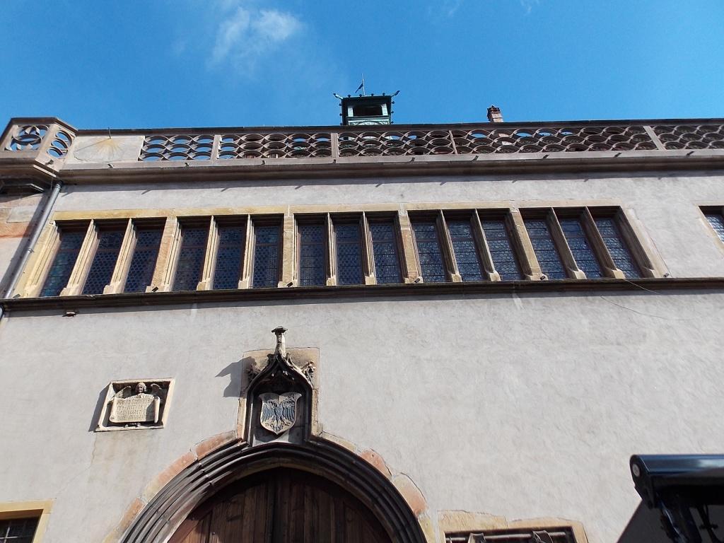 Elsass Alsace Colmar Grand Rue