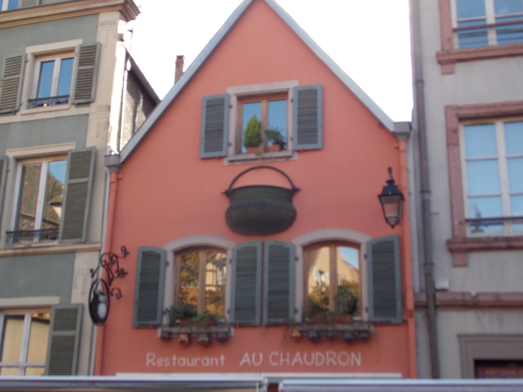 Elsass Alsace Colmar Rue du Conseil Souverain