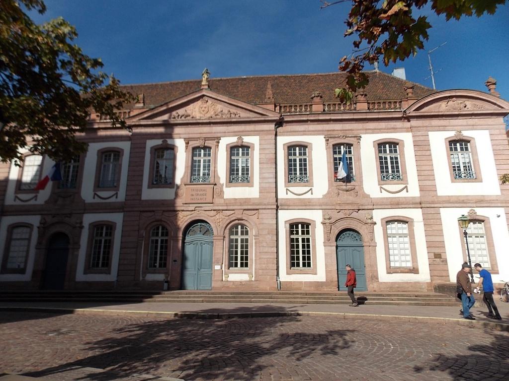 Elsass Alsace Colmar Tribunal de Grande Instance