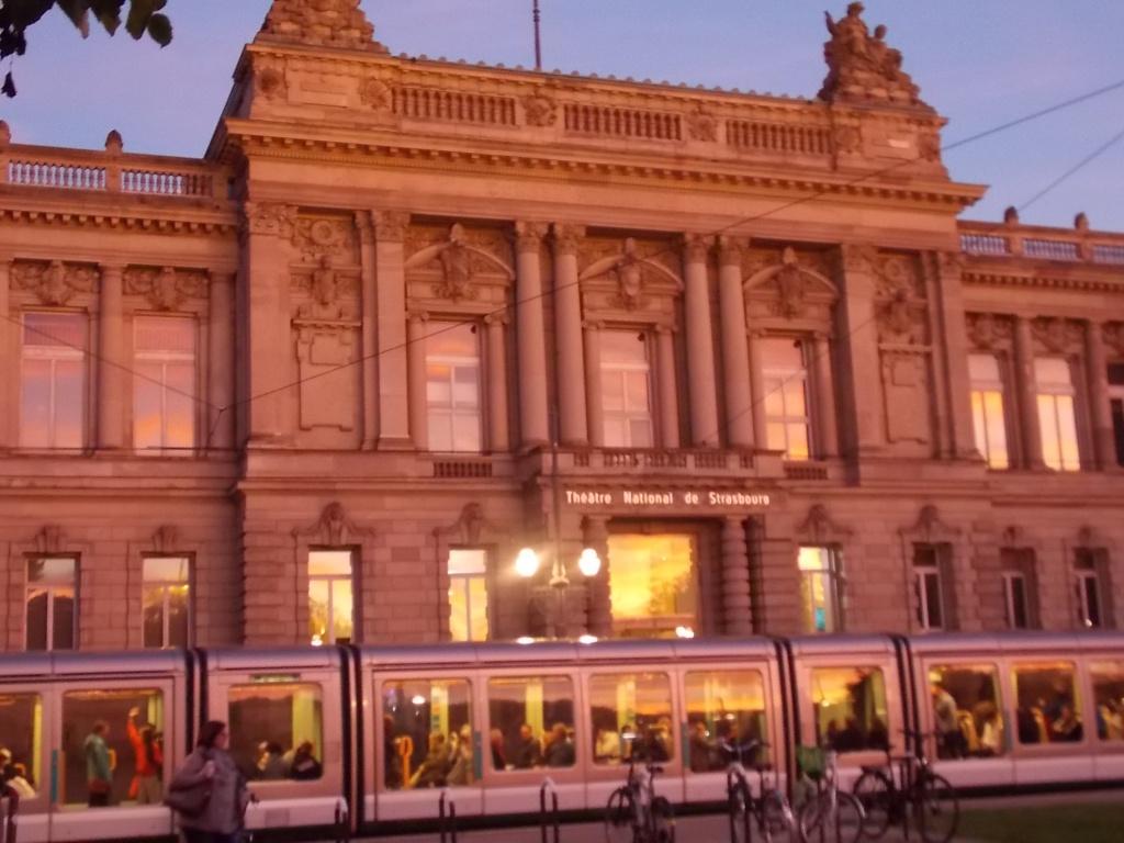 Elsass Alsace Straßburg Strasbourg TNS - Théâtre National de Strasbourg