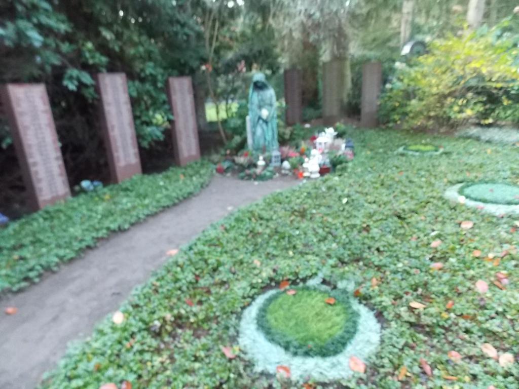 Friedhof Ohlsdorf Hamburg Parkfriedhof Ohlsdorfer