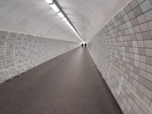 Rendsburg Fußgänger-Tunnel