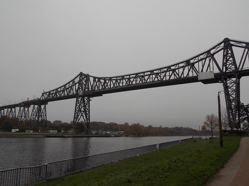 Rendsburg Eisenbahnhochbrücke