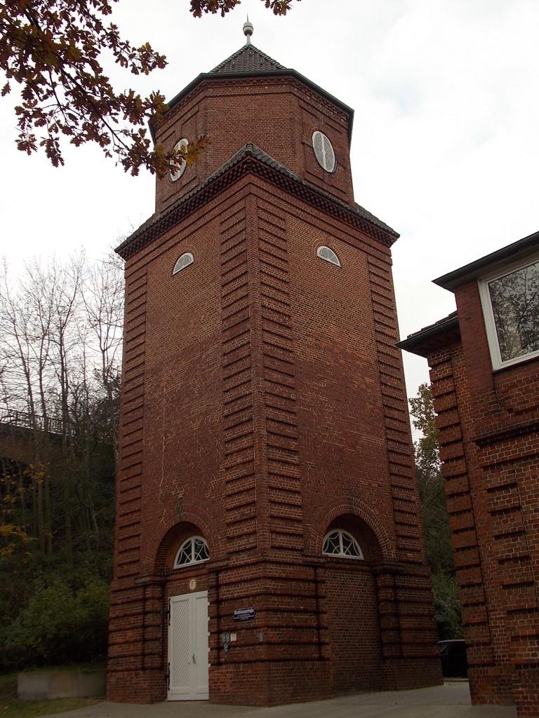Turm Wasserstraßen- und Schifffahrtsamt