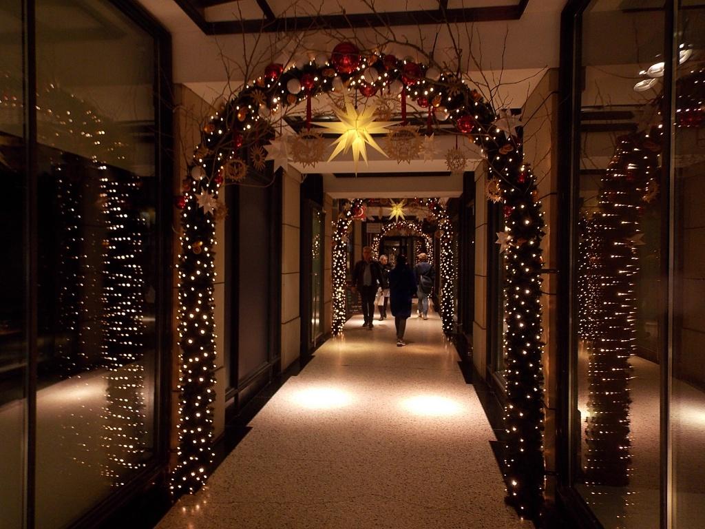 Hamburg 2019 Levantehaus Weihnachten