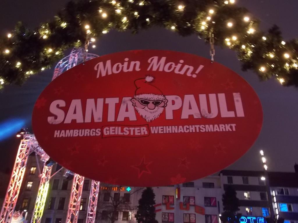 Hamburg 2019 SANTA PAULI