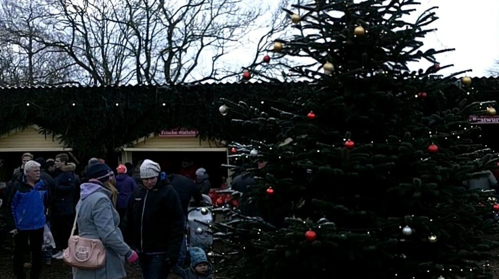 Weihnachtsmarkt Gut Augustenhof