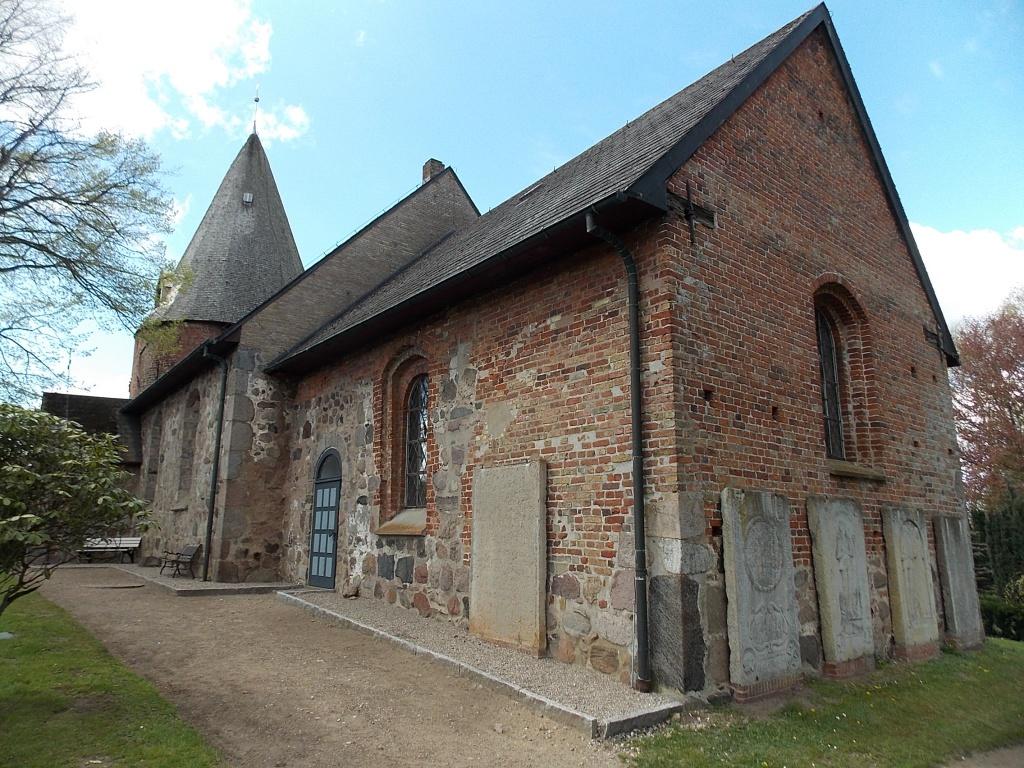 Kosel Kirche Laurentius