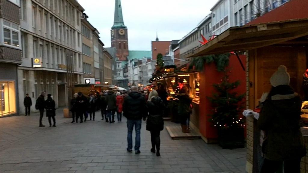 Lübeck Weihnachtsmarkt 2017
