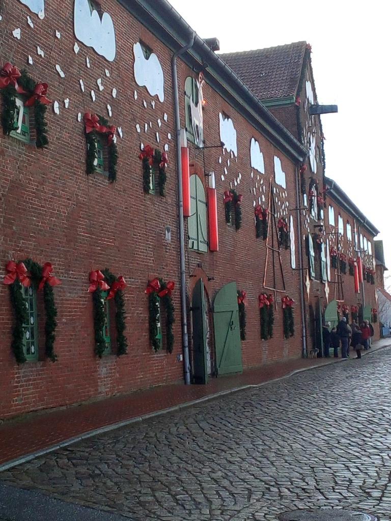 Tönning Weihnachtsmarkt 2017