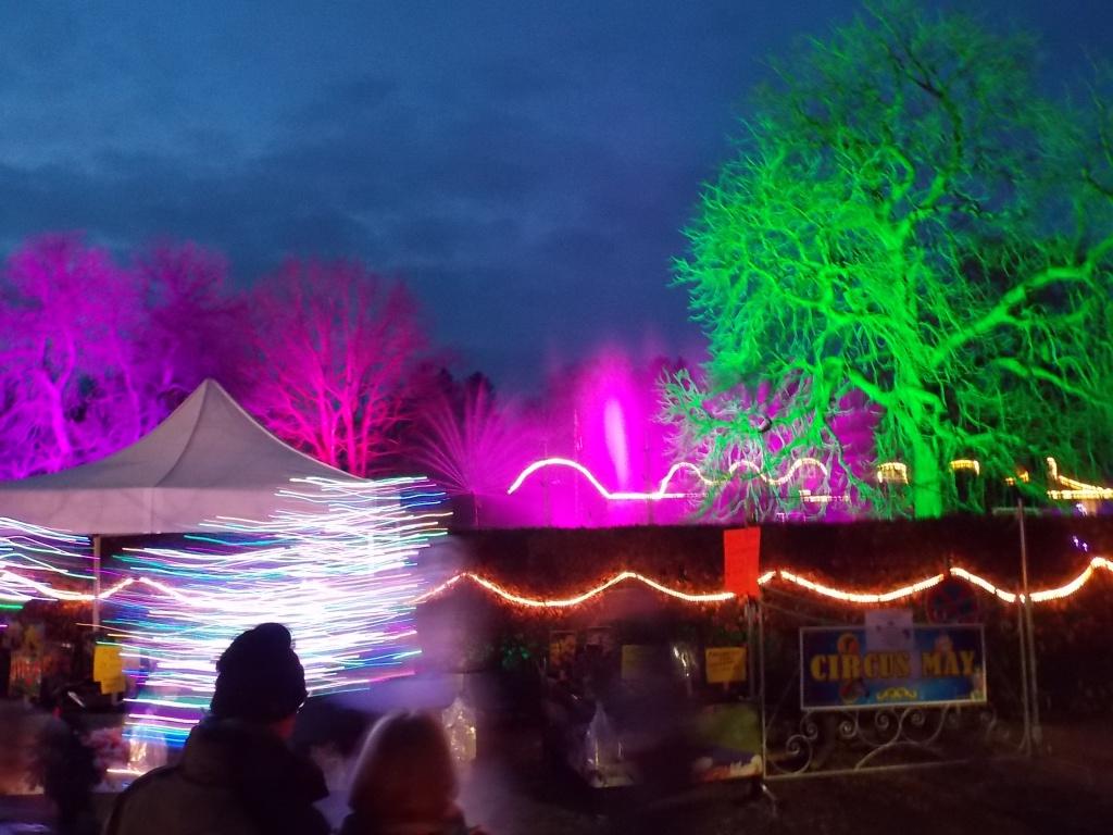 Basthorst 2018 Weihnachtsmarkt