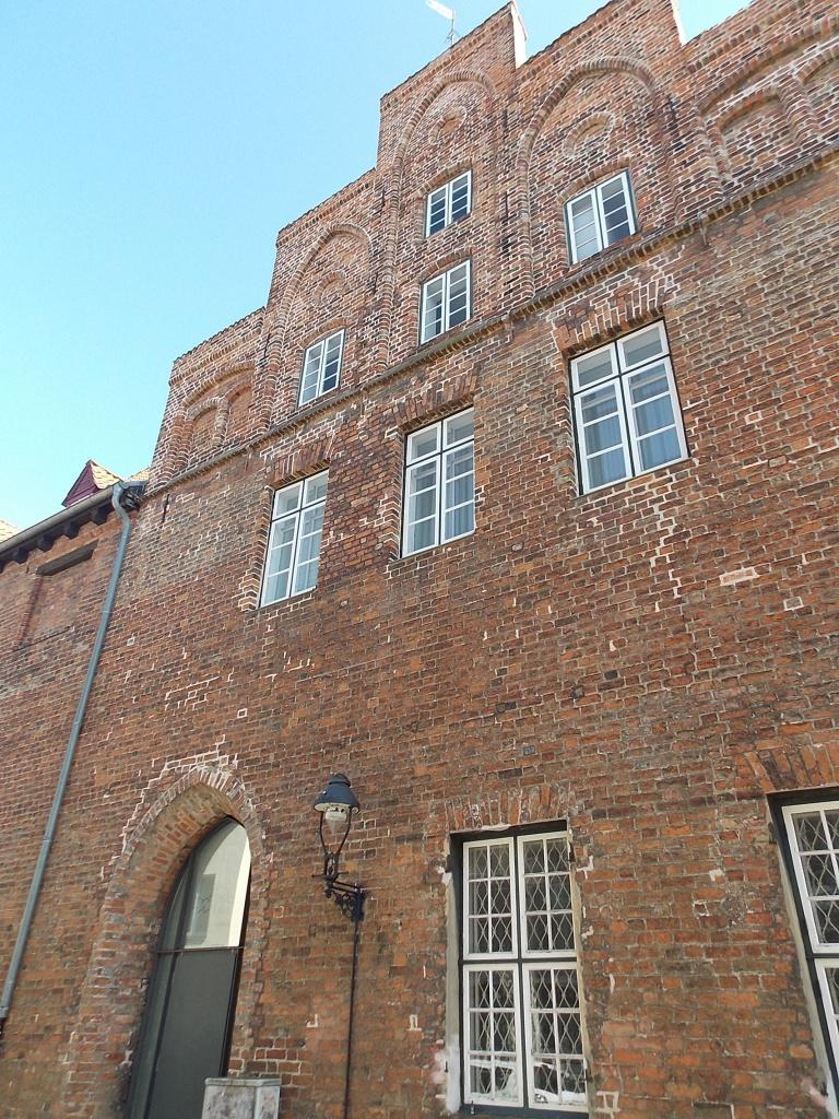 Lübeck Museumsquartier St. Annen