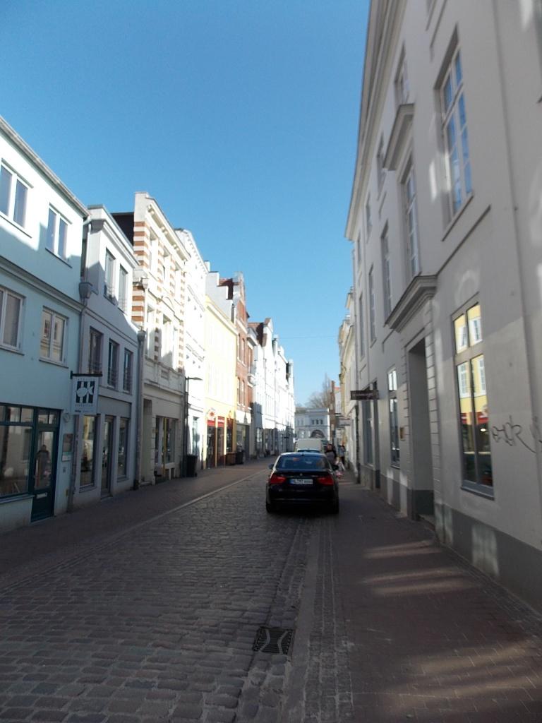 Lübeck Hüxstraße