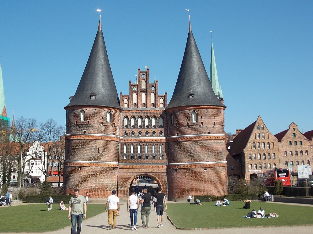 Lübeck Holstentor