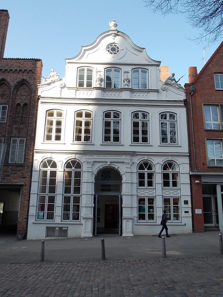 Lübeck Buddenbrookhaus