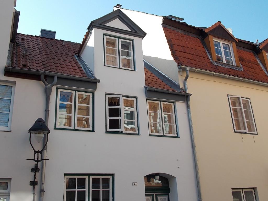 Lübeck Kupferschmiedestraße