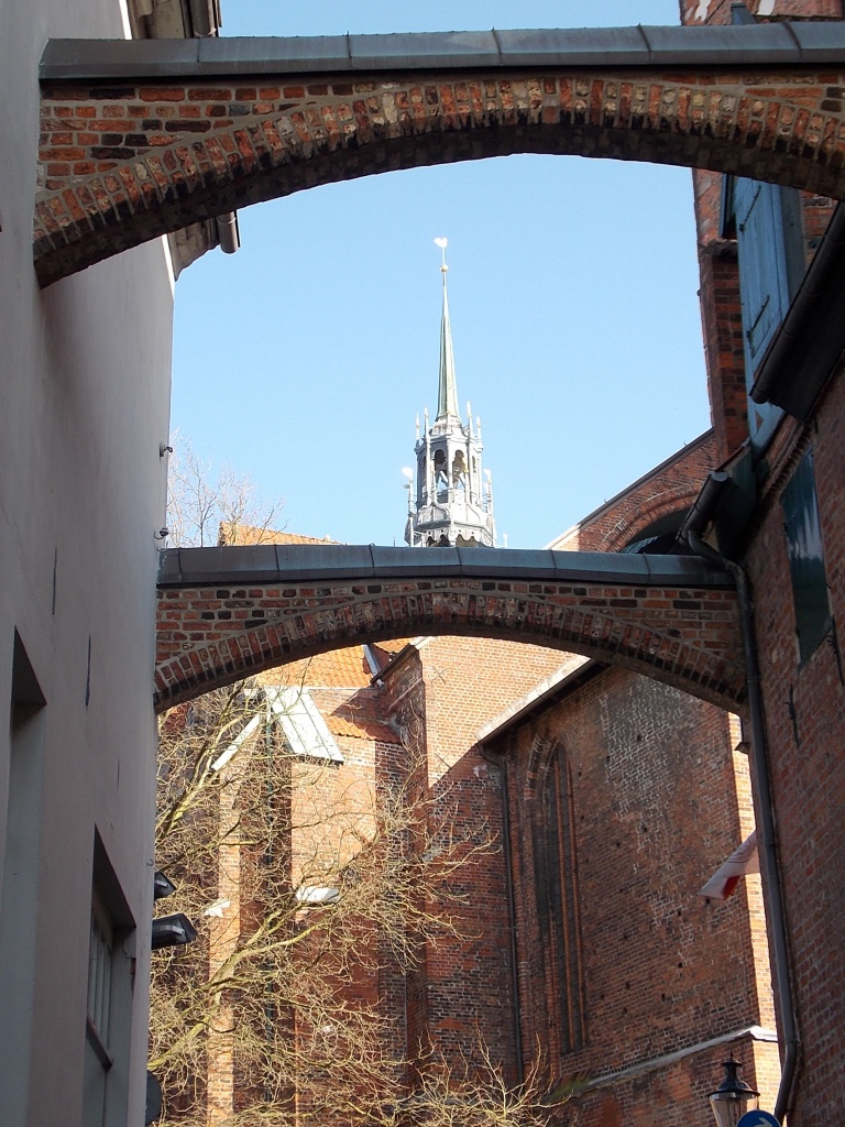 Lübeck St. Jakobi Kirche zu Lübeck