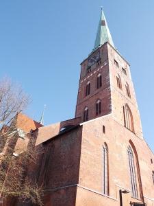 Kirche Glücksburg