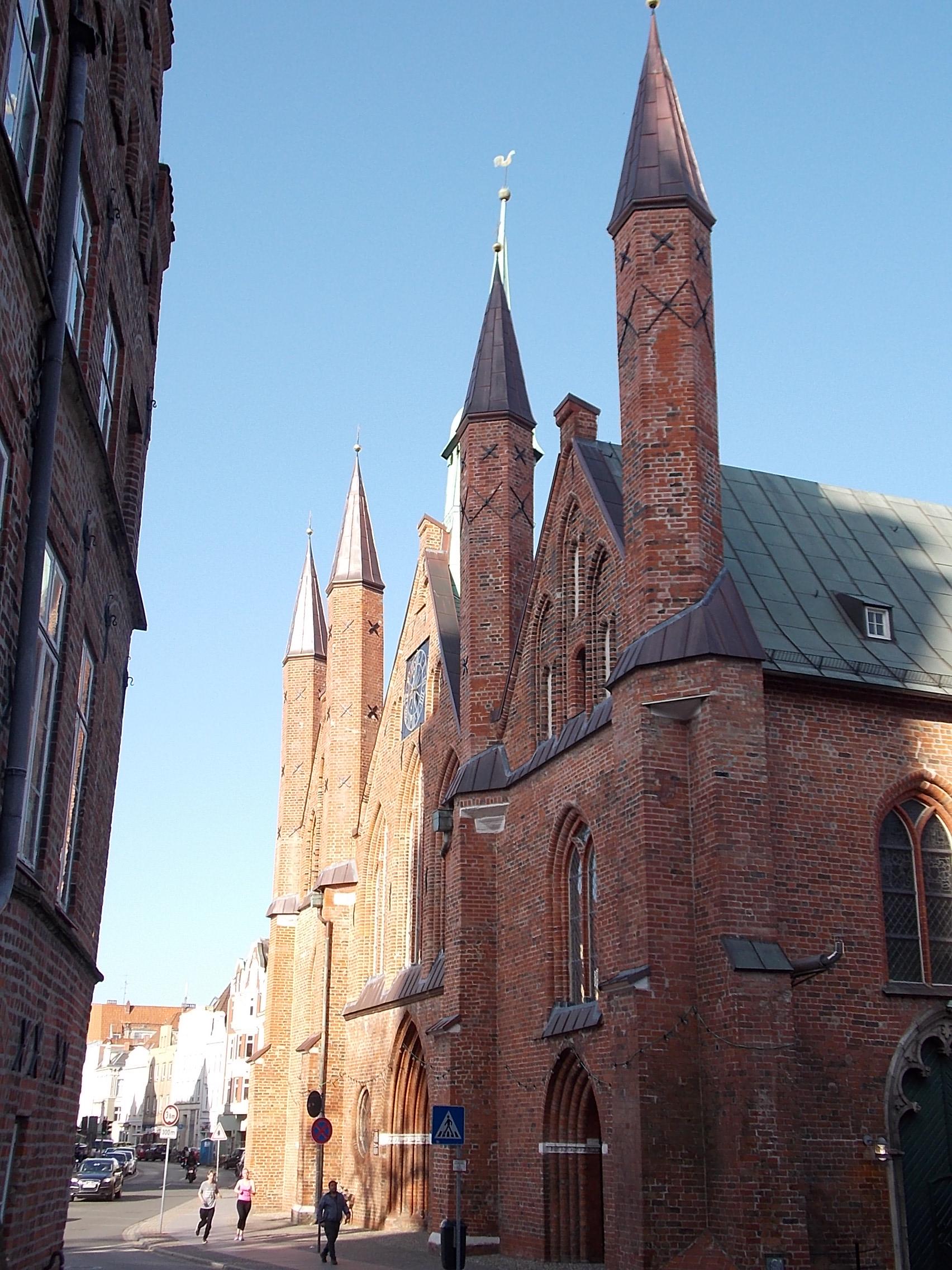 Heiligen Geist Hamburg
