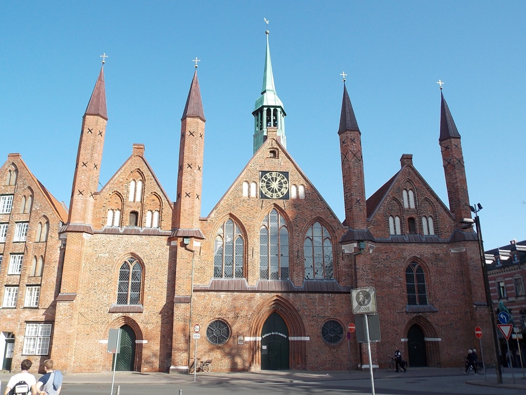 Lübeck Heiligen-Geist-Hospital