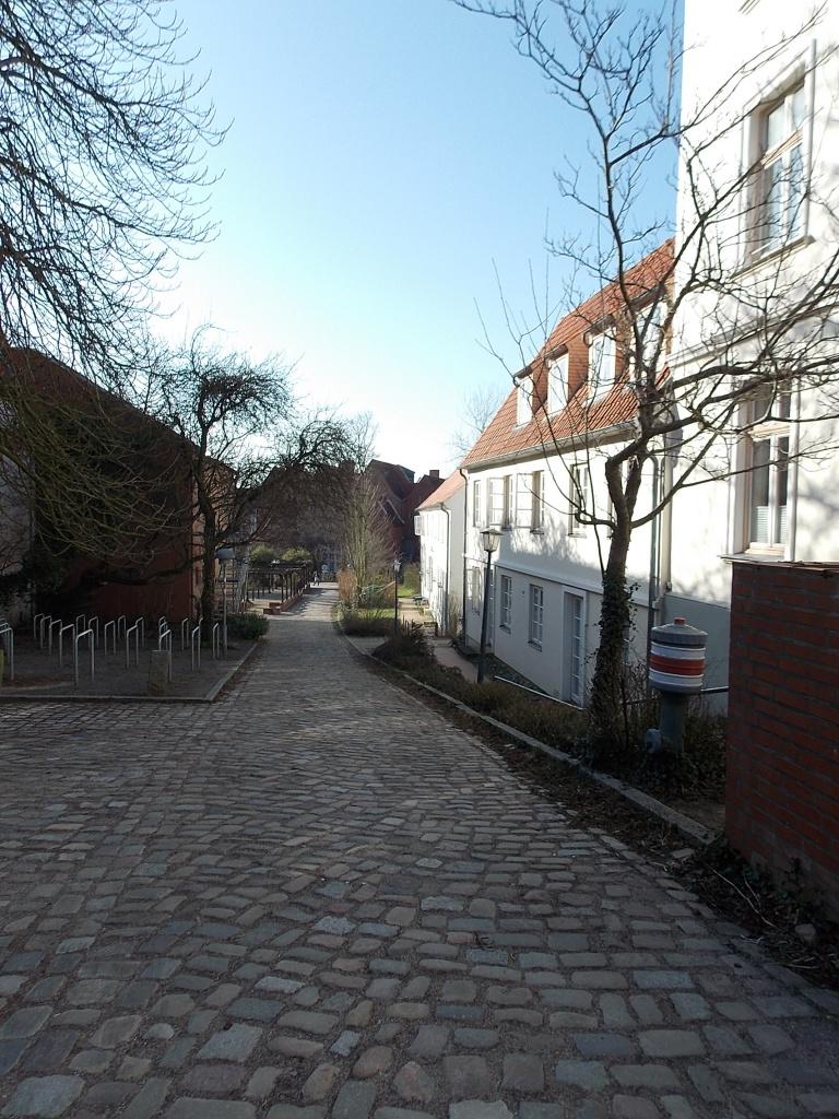 Lübeck Kleine Burgstraße