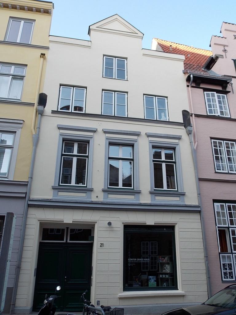 Lübeck Günter Grass-Haus