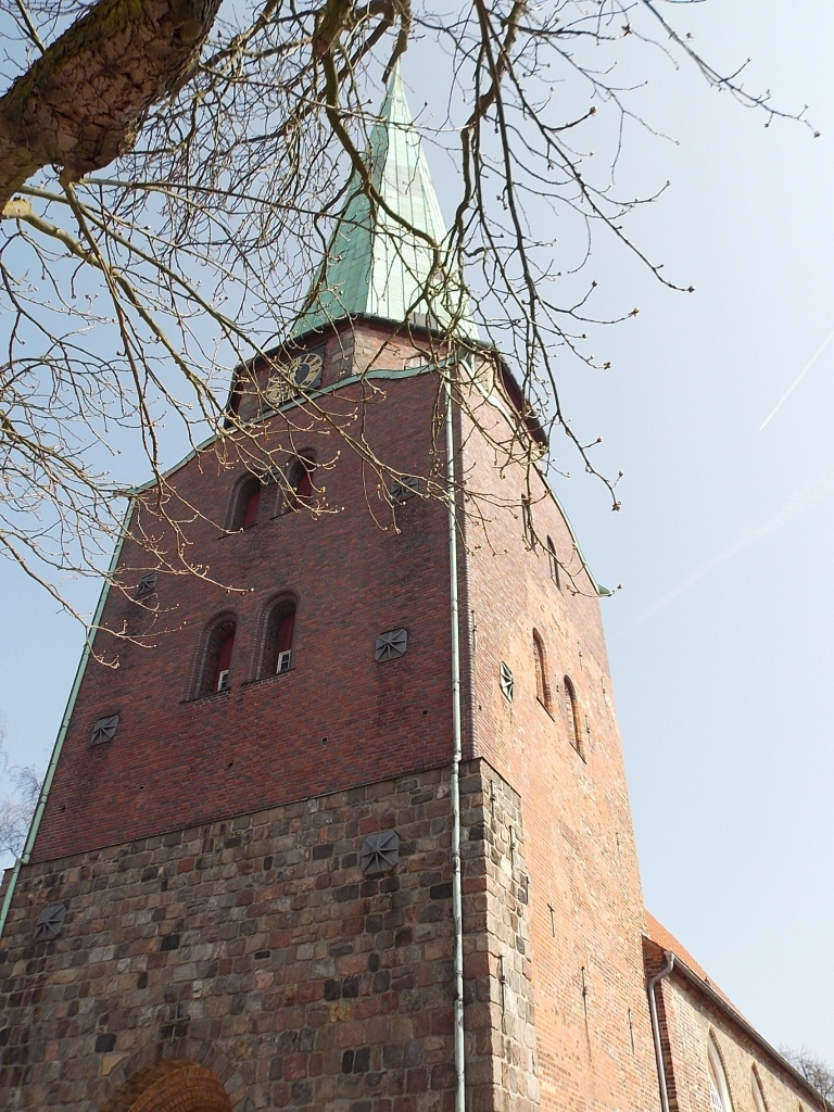 Lübeck-Travemünde St.-Lorenz-Kirche