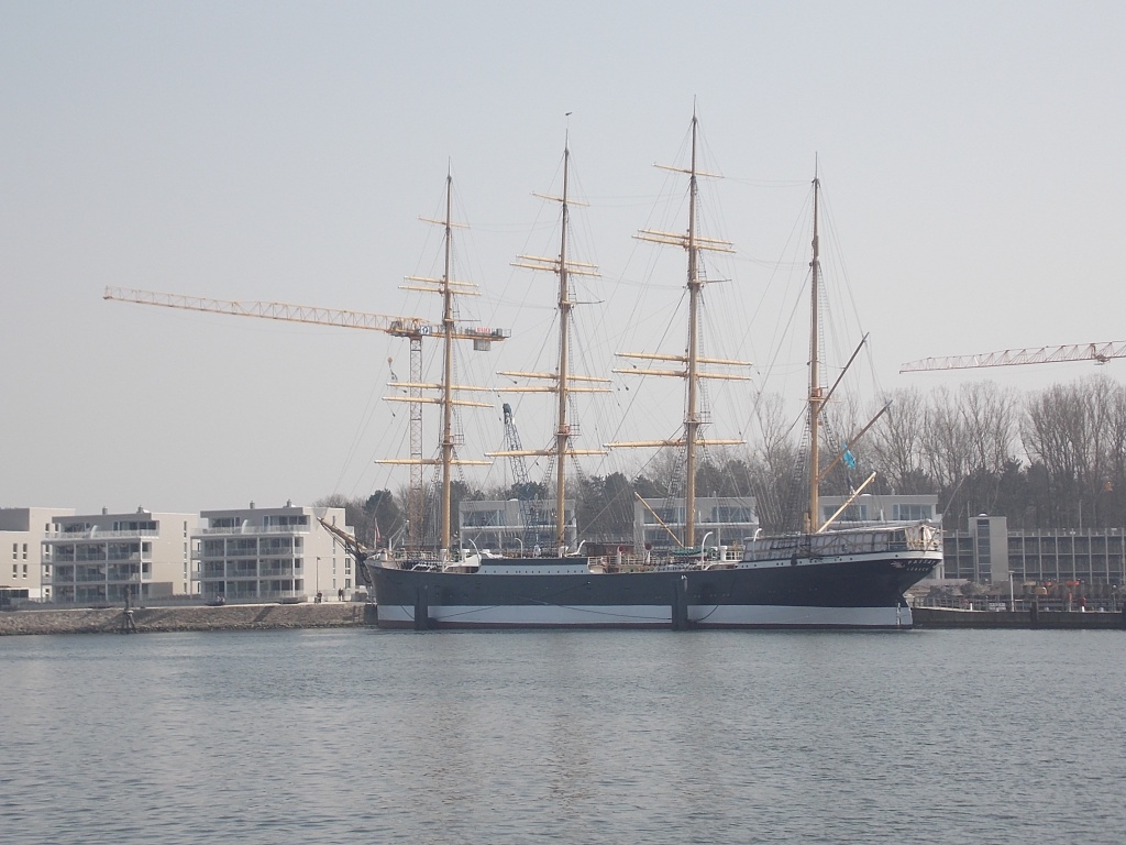 Lübeck-Travemünde Viermastbark Passat