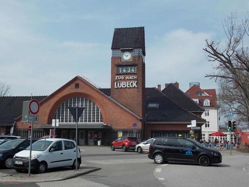 Lübeck-Travemünde Strand Bahnhof
