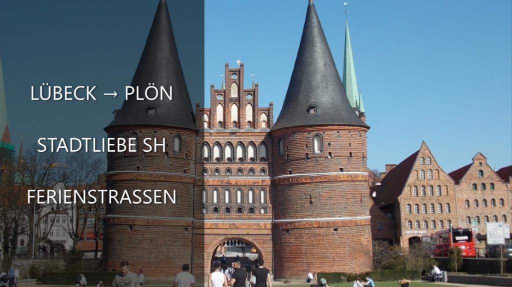 Lübeck - Plön