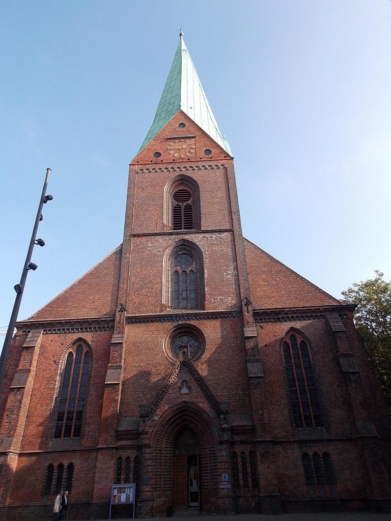 Kiel Kirche St. Nikolai