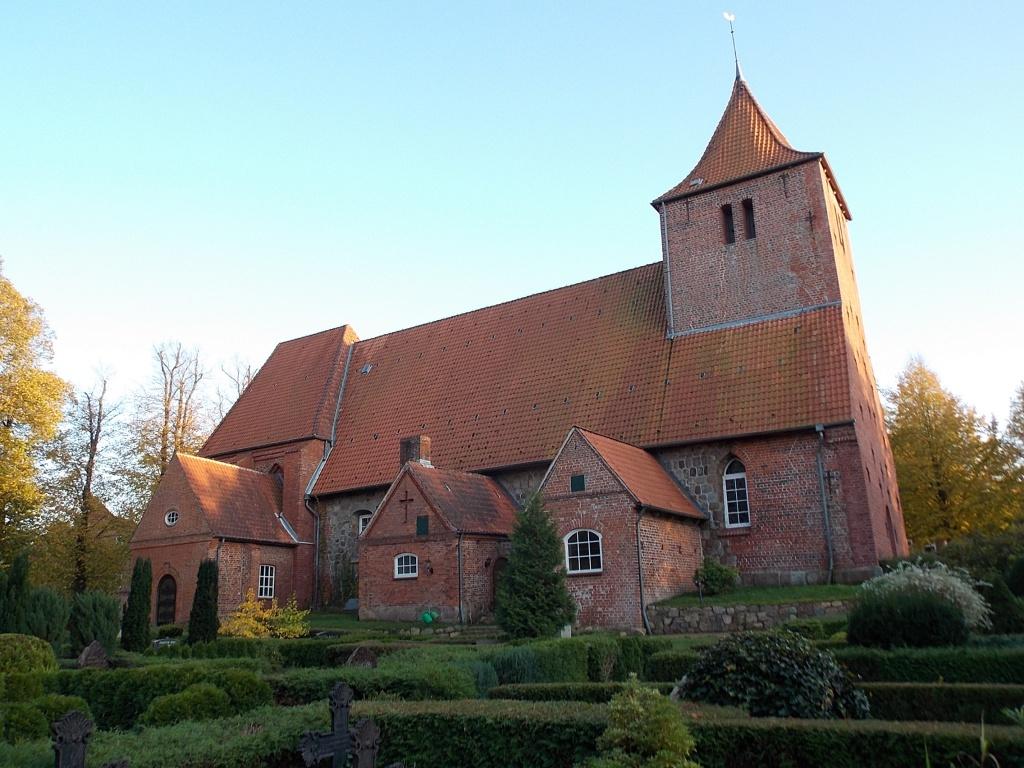 Westensee Kirche St. Catharinen