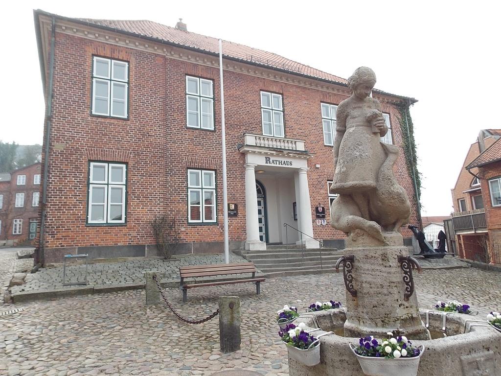 Plön Rathaus