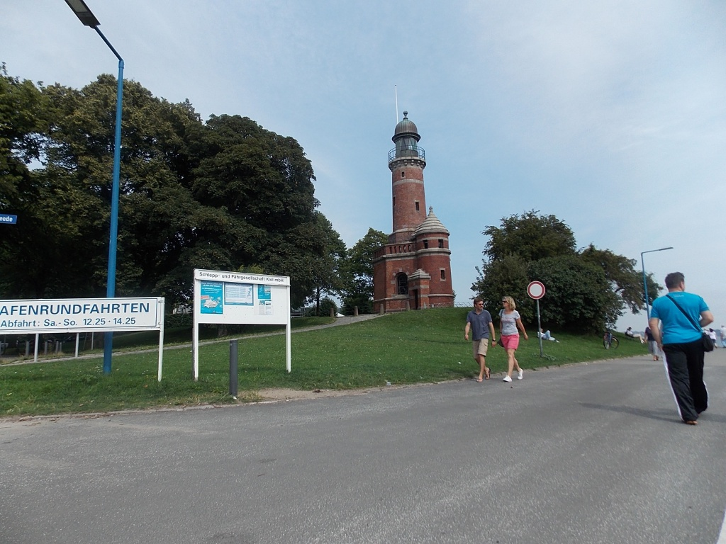 Holtenau Alter Leuchtturm