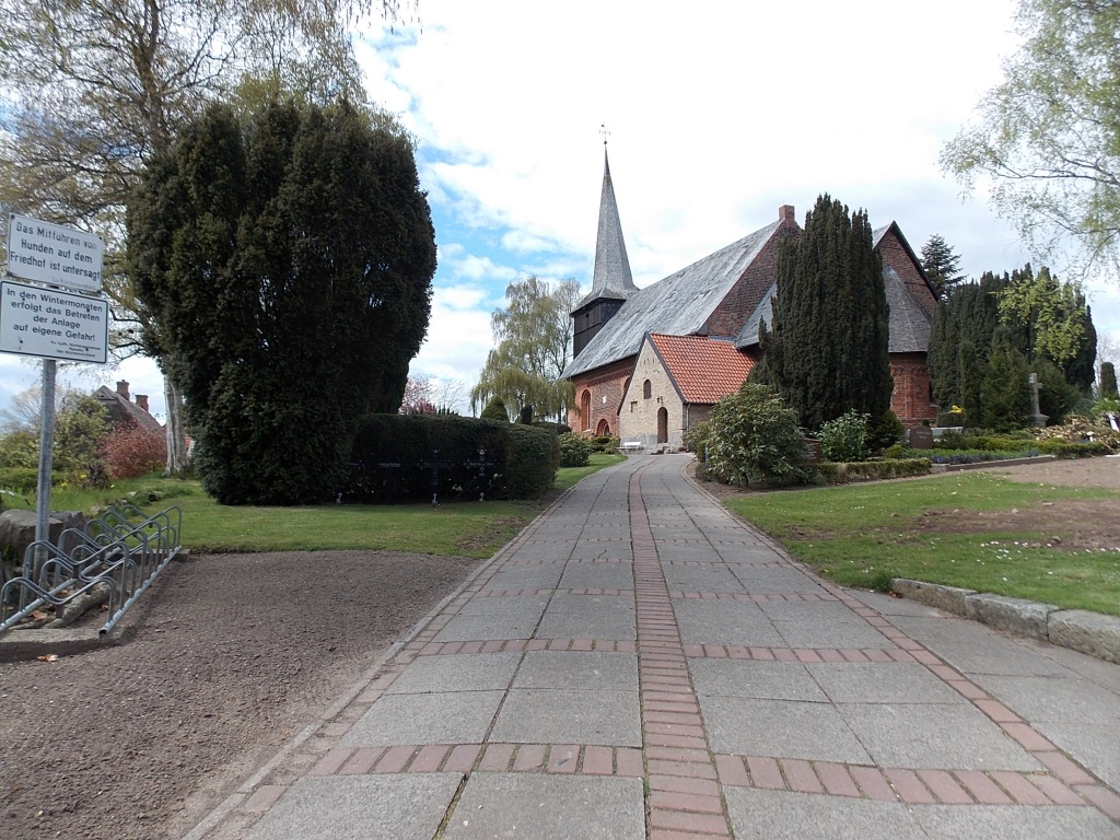 Rieseby Kirche St. Petri