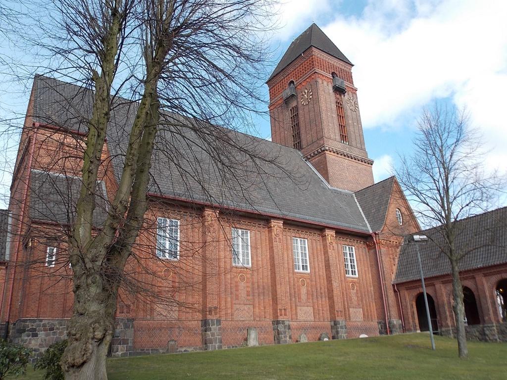 Neumünster Anschar-Kirche