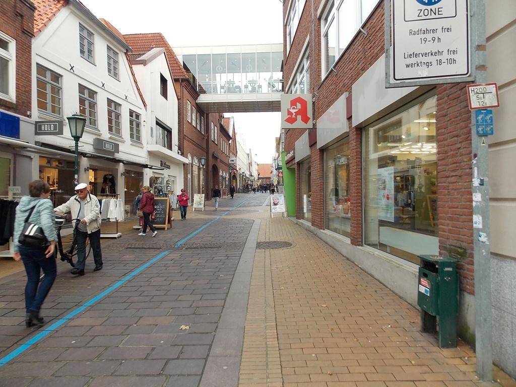 Rendsburg Hohe Straße