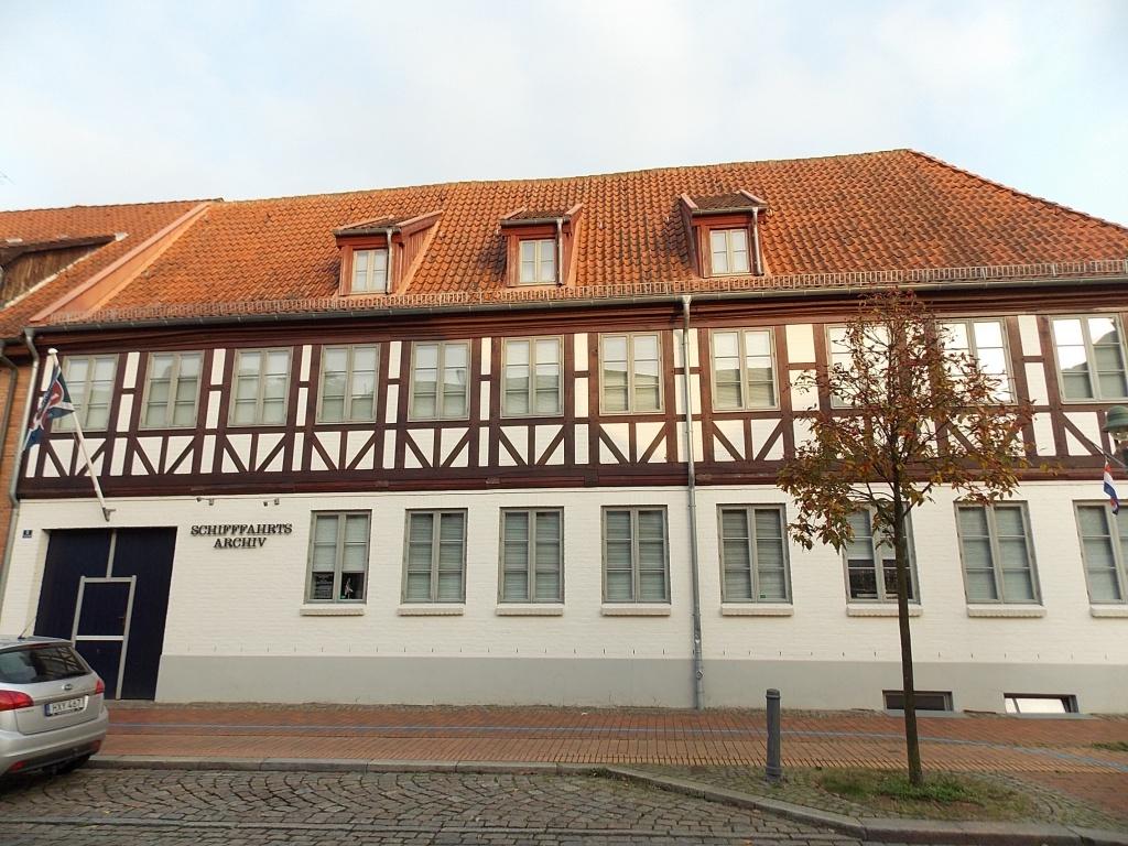 Rendsburg Schifffahrtsarchiv