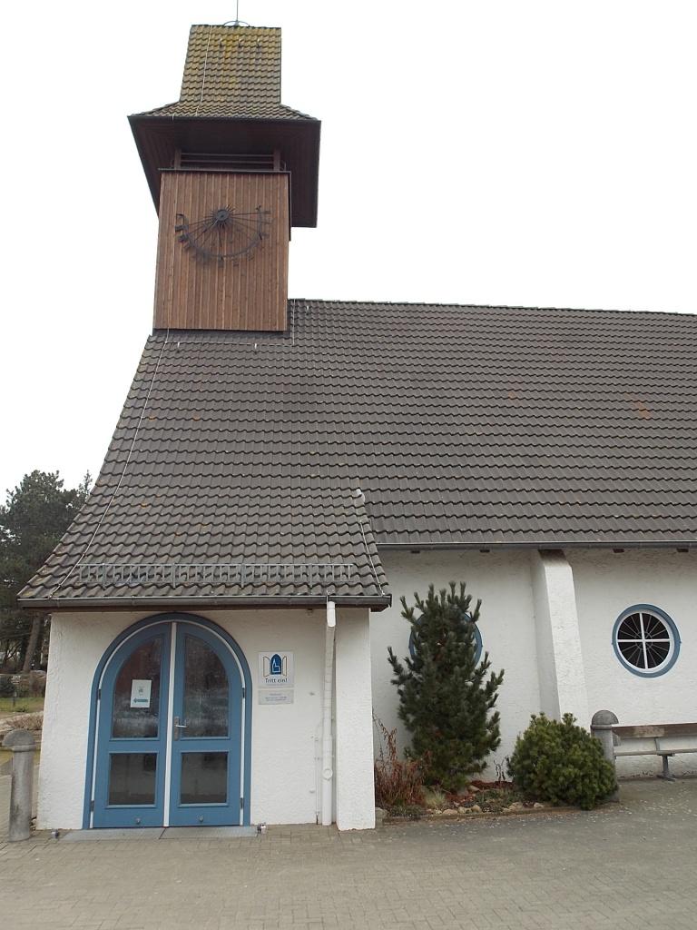 Katholische Kirche Christus König und Sankt Knud