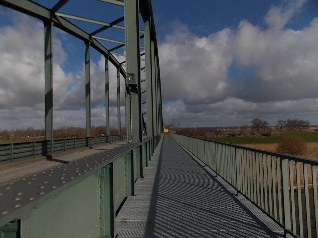 Friedrichstadt Eiderbrücke