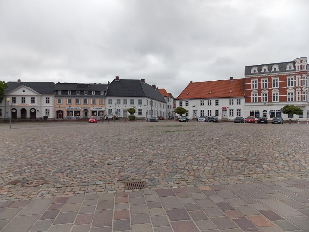 Rendsburg, Paradeplatz