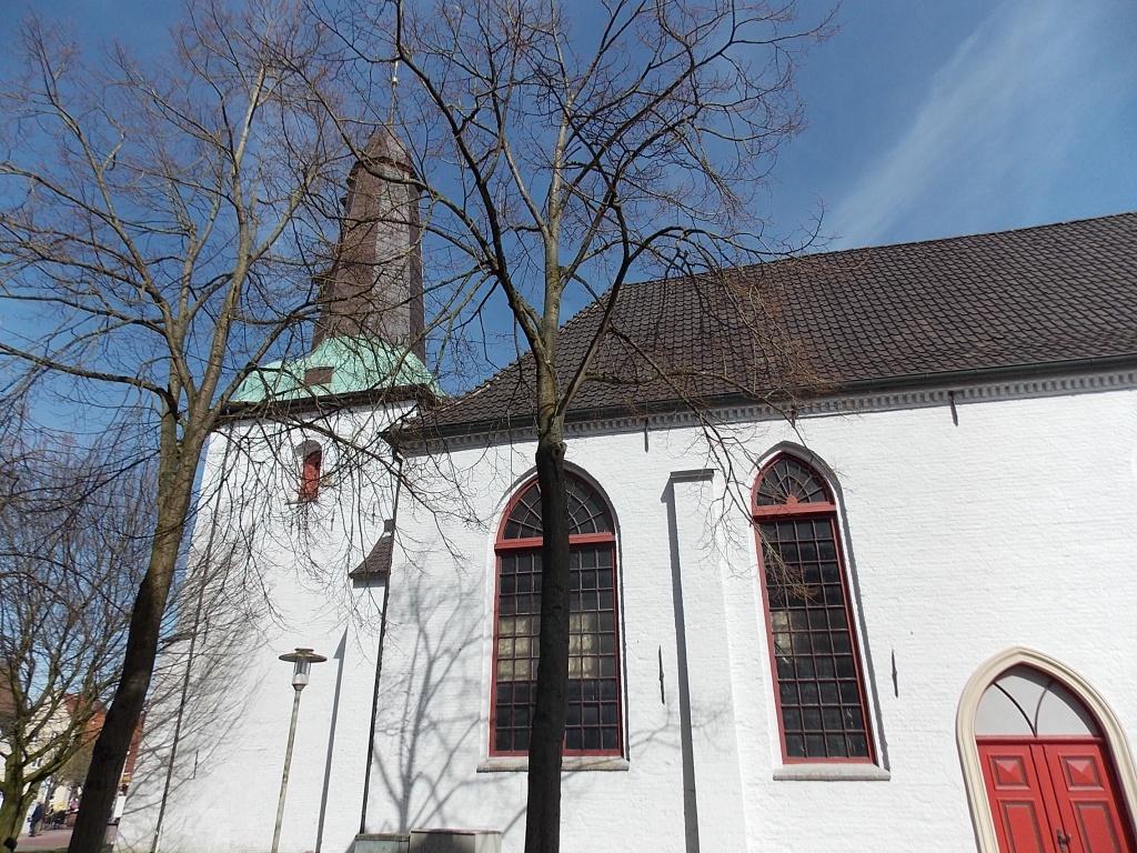 Glückstadt Stadtkirche