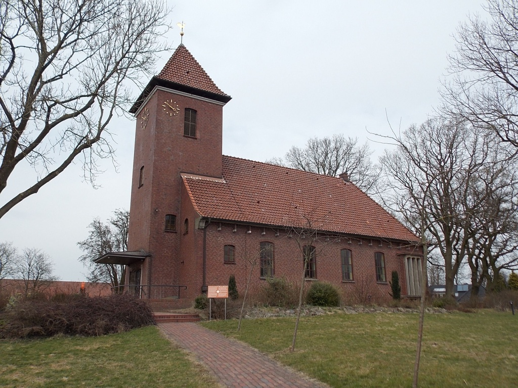 Herzhorn St. Annen-Kirche