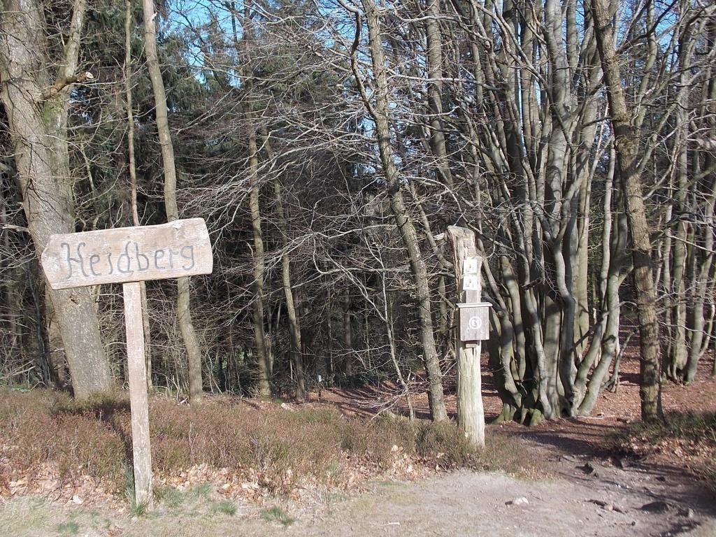 W4 Brekendorfer Forst Heidberg und E1