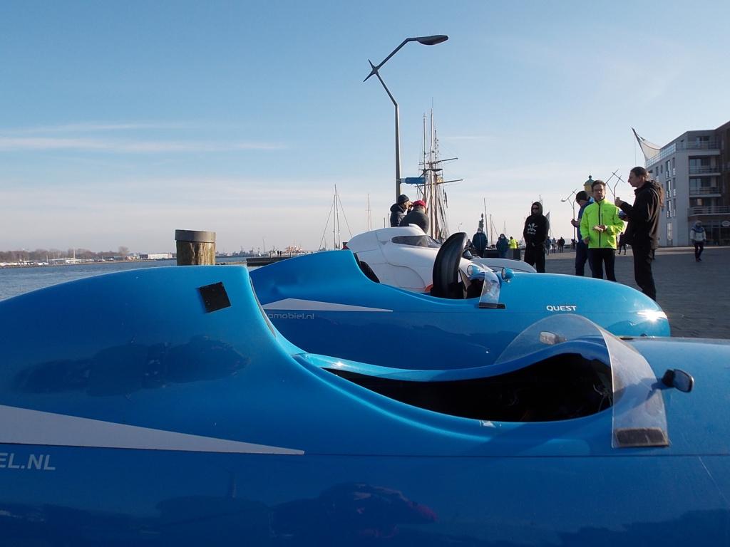 Velomobil + Liegerad 2021 Januar