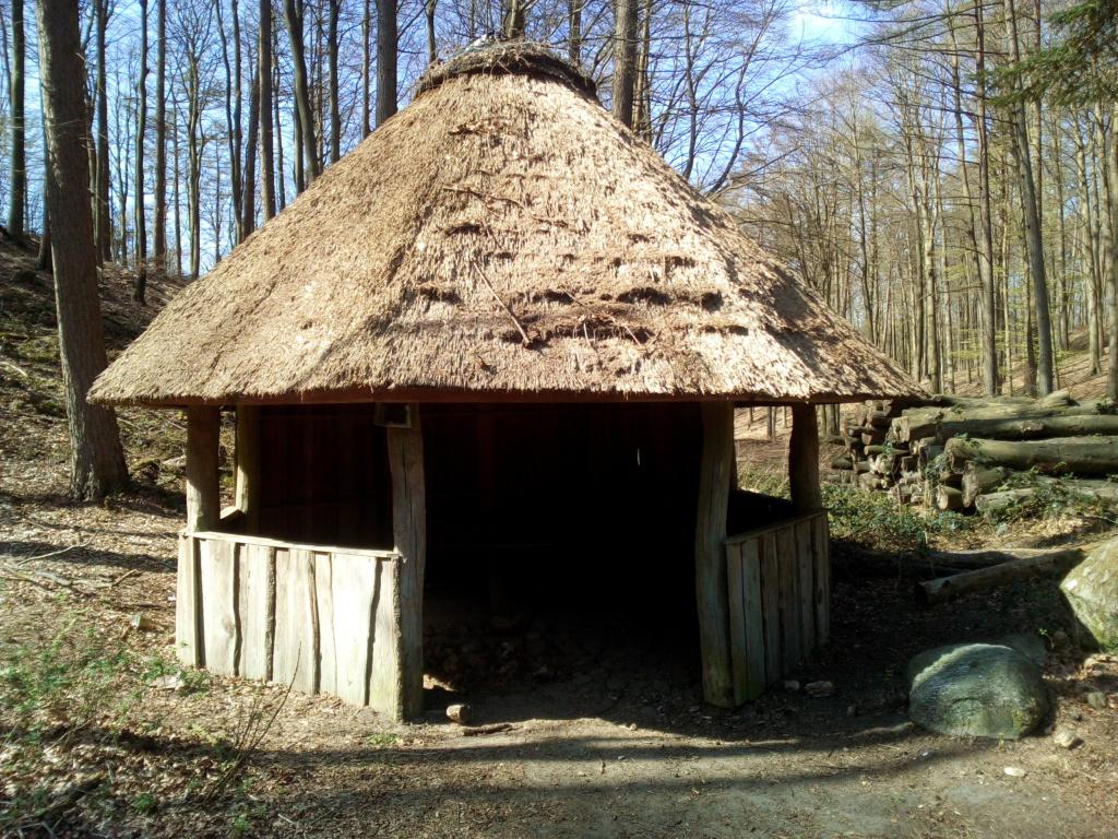 Brekendorfer Forst Schutzhütte