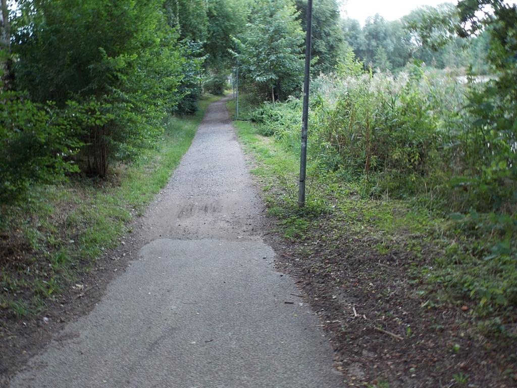 Jakobsweg via Jutlandica Camino de Santiago Rendsburg